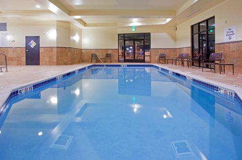 Holiday Inn Hotel & Suites DENVER AIRPORT - Indoor Swimming Pool