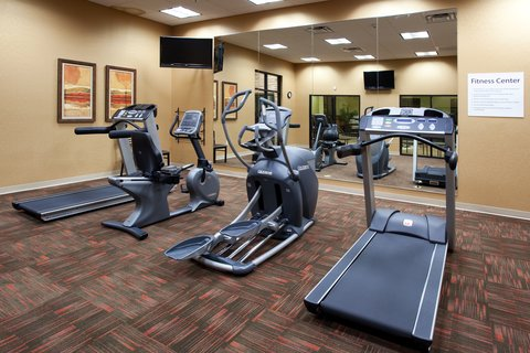 Holiday Inn Hotel & Suites DENVER AIRPORT - Fitness Center--Open 24HRS