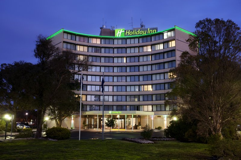 Holiday Inn Melbourne Airport Buitenaanzicht