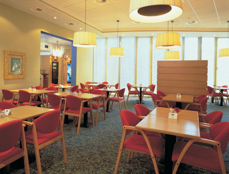 Express By Holiday Inn Mechelen City Centre Gastronomie