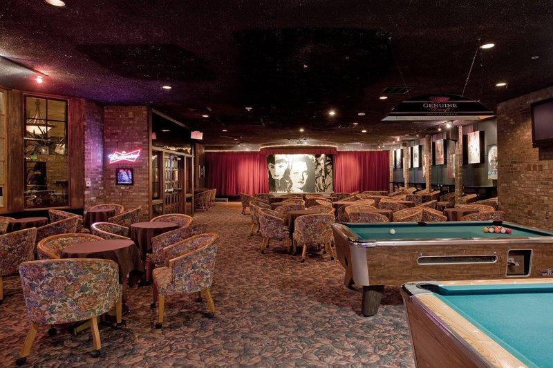 Holiday Inn BURBANK-MEDIA CENTER Bar/salón