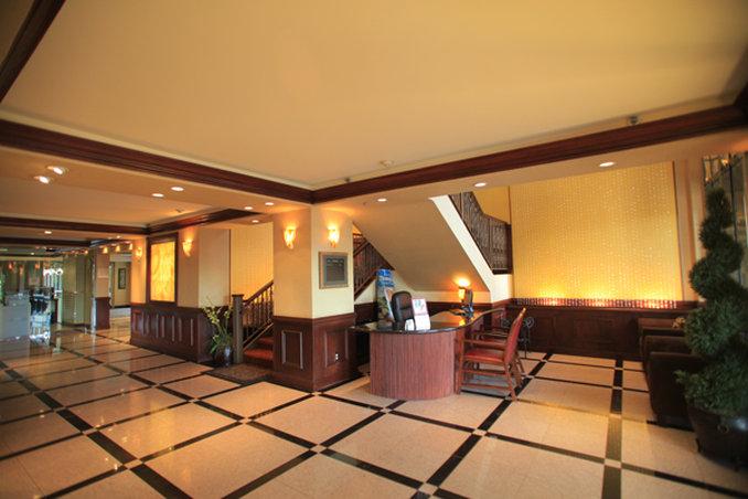 The Hotel Fullerton - Fullerton, CA