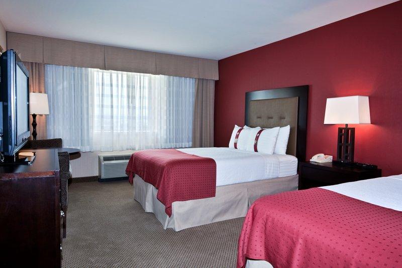Holiday Inn  LOS ANGELES-INTL AIRPORT Odanın görünümü
