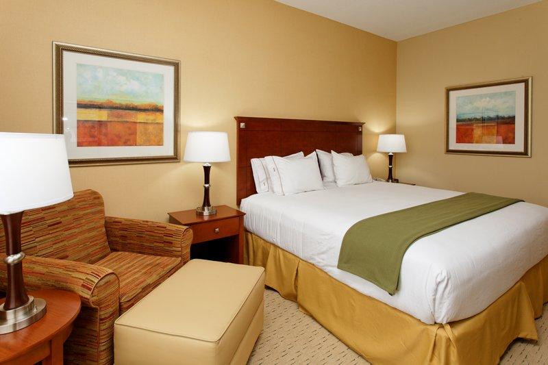 Holiday Inn Express LONG BEACH - Long Beach, MS