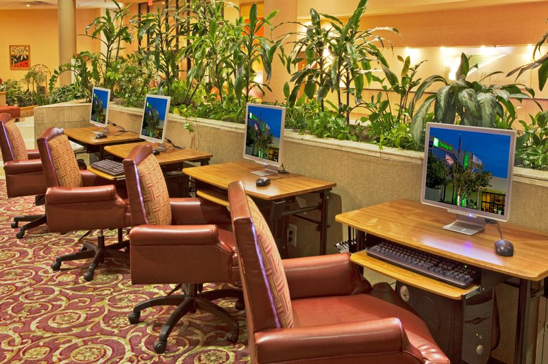 Holiday Inn Select Orlando-International Airport Hall
