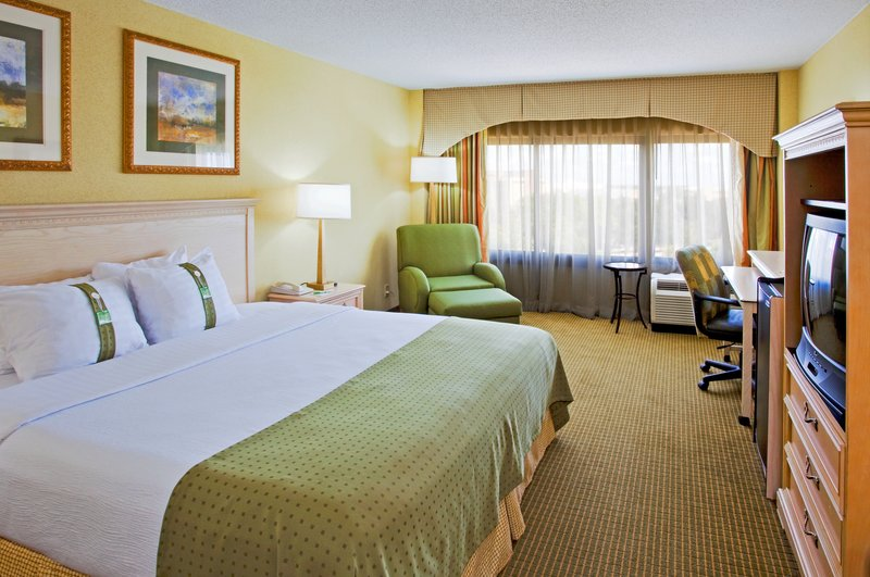 Holiday Inn Select Orlando-International Airport Vista della camera