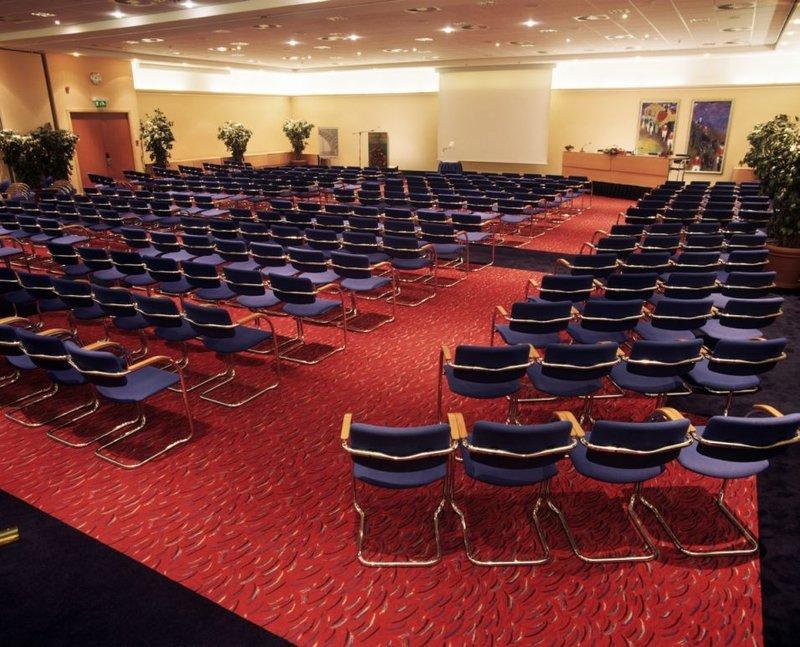 Holiday Inn Leiden Hotel Toplantı salonu