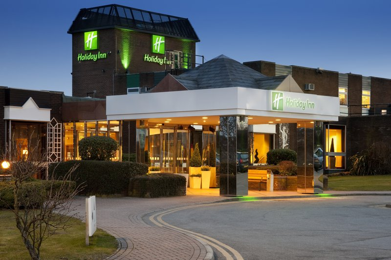 Holiday Inn Leeds-Garforth Pohled zvenku