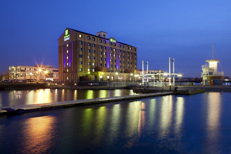 Holiday Inn Express Manchester-Salford Quays Vue extérieure