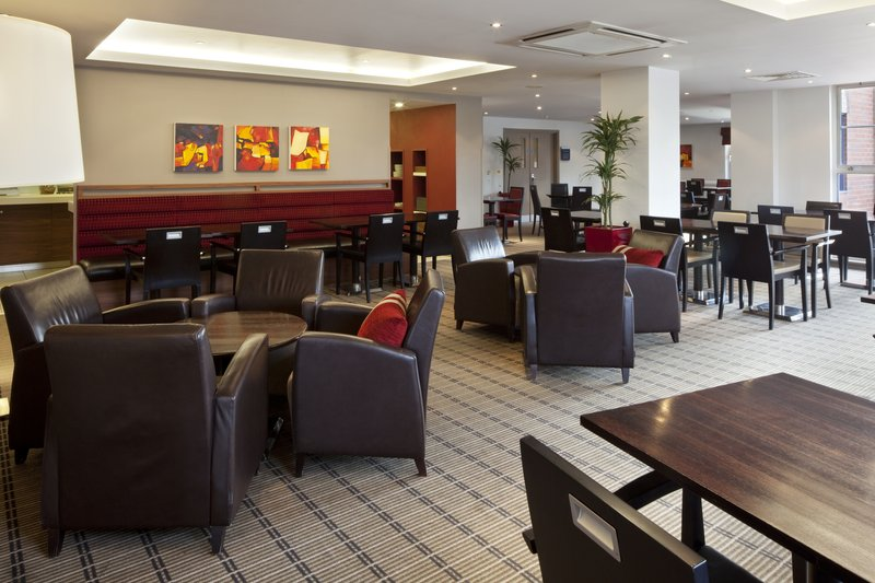 Holiday Inn Express Manchester-Salford Quays Restauration