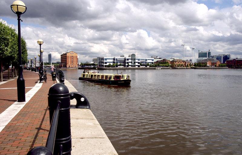Holiday Inn Express Manchester-Salford Quays Autre