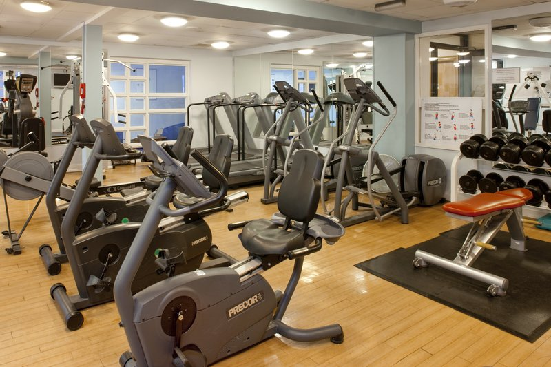 Holiday Inn Leeds-Garforth Clube de fitness