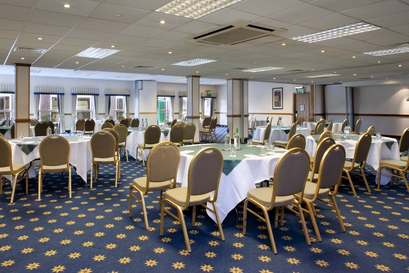 Holiday Inn Leeds-Garforth Sala de conferências