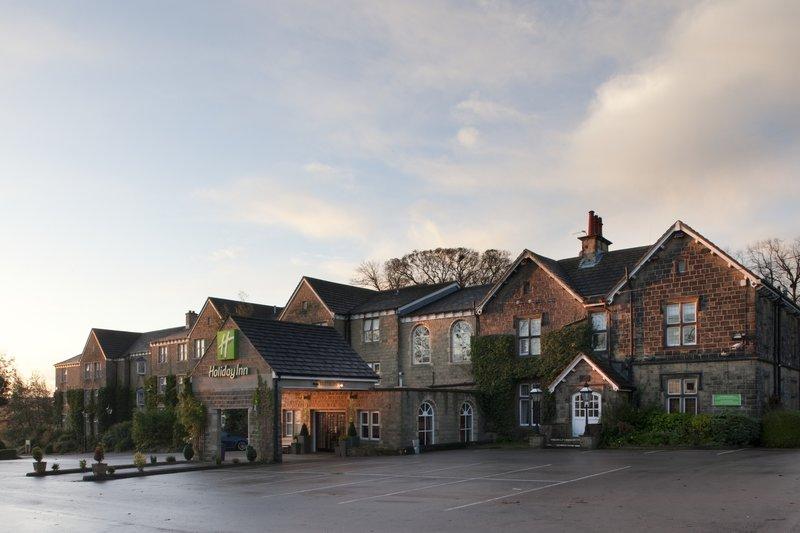 Holiday Inn Leeds-Bradford Außenansicht