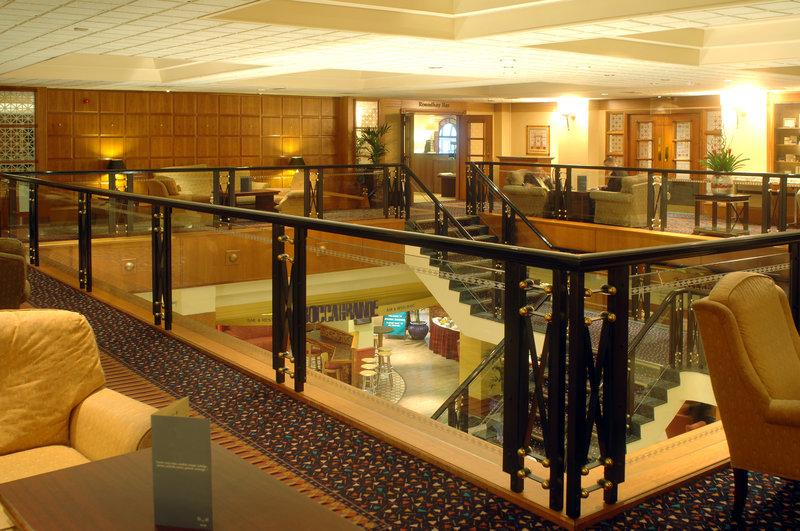 Crowne Plaza Hotel Leeds Вид снаружи