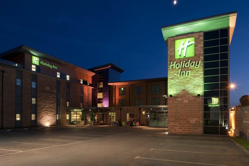 Holiday Inn Manchester-Central Park Dış görünüş