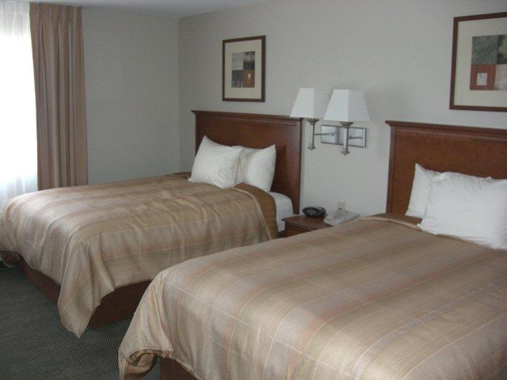 Candlewood Suites Lafayette La River Ranch Zimmeransicht