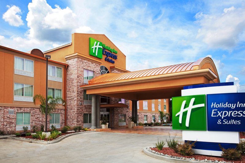 Holiday Inn Express Hotel & Suites Lafayette-South Außenansicht
