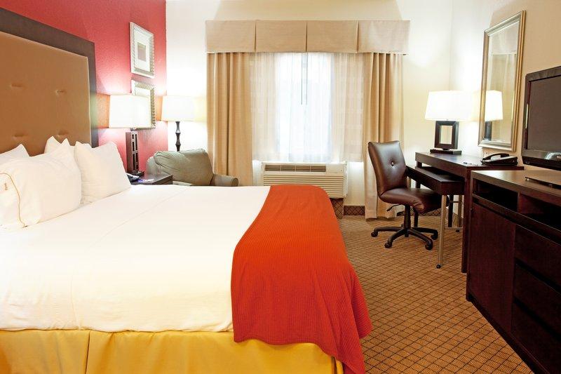 Holiday Inn Express Hotel & Suites Lafayette-South Zimmeransicht
