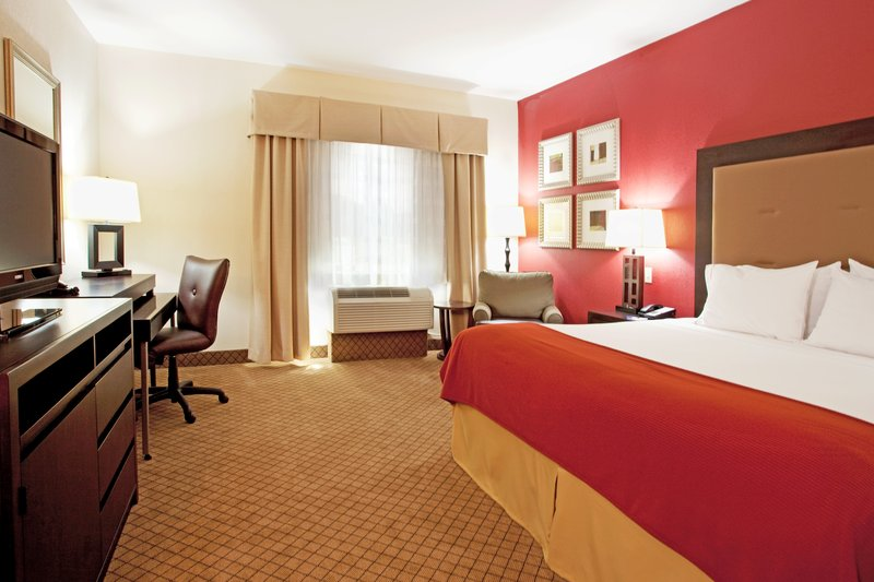 Holiday Inn Express Hotel & Suites Lafayette-South Zimmeransicht
