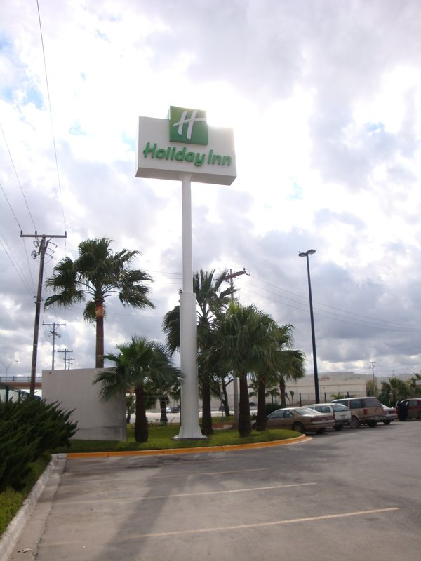 Holiday Inn Matamoros 外景