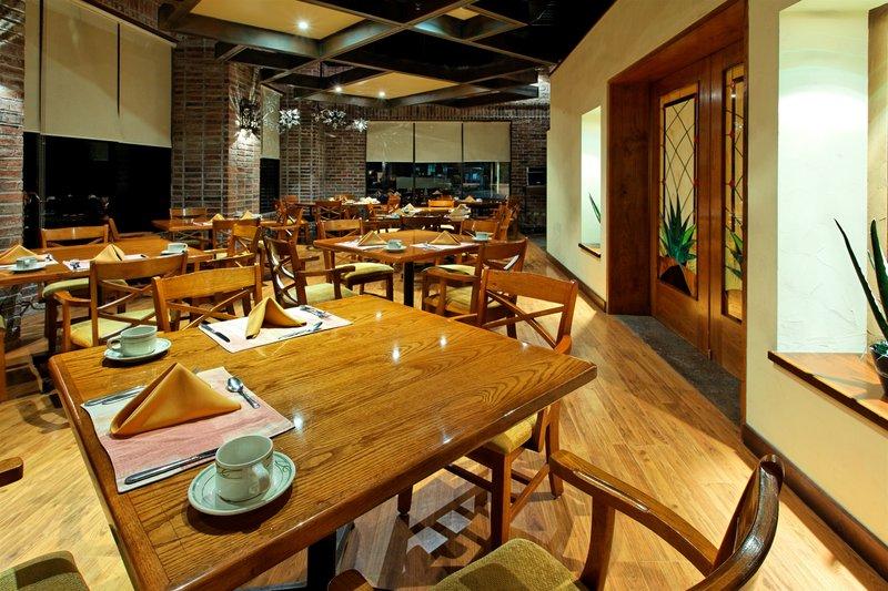 Holiday Inn Matamoros Gastronomy