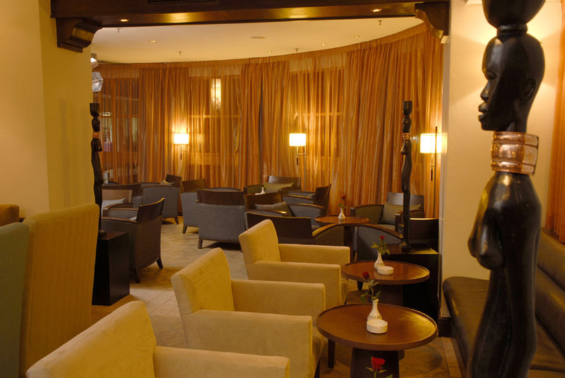 InterContinental Lusaka Bar/salón