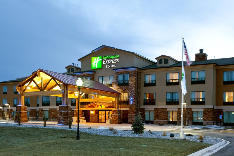 Holiday Inn Express Hotel & Suites Lander Vista esterna