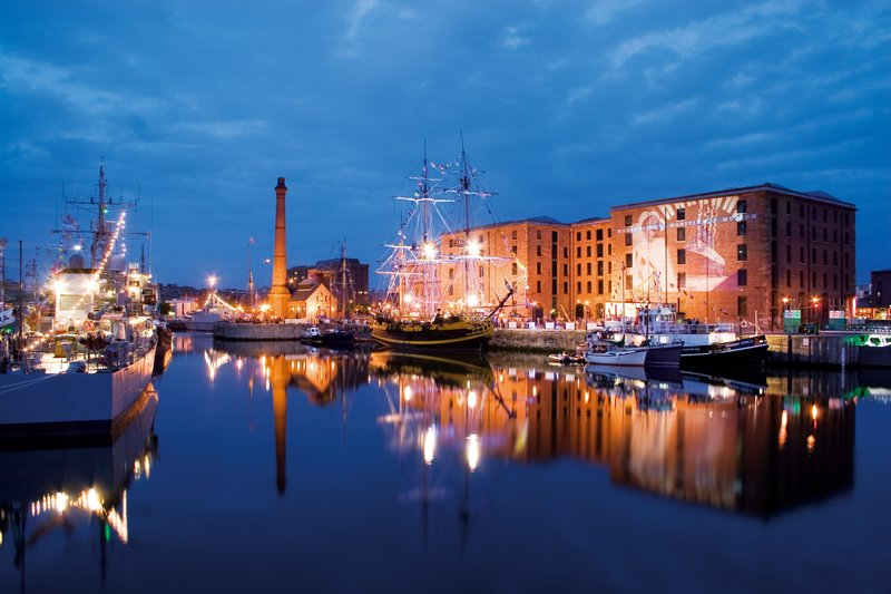 Holiday Inn Express Liverpool-Albert Dock Outros