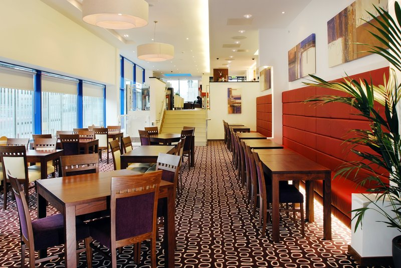 Holiday Inn Express London-Golders Green North Gastronomie