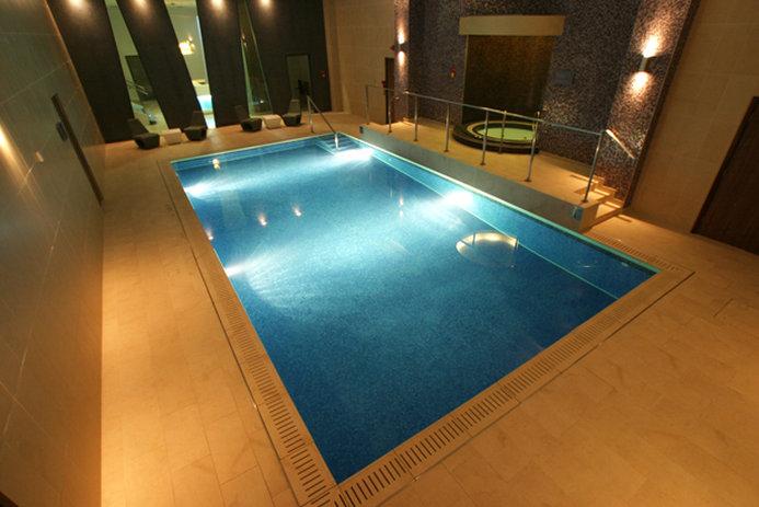 Holiday Inn London-Kings Cross/Bloomsbury Uima-allasnäkymä