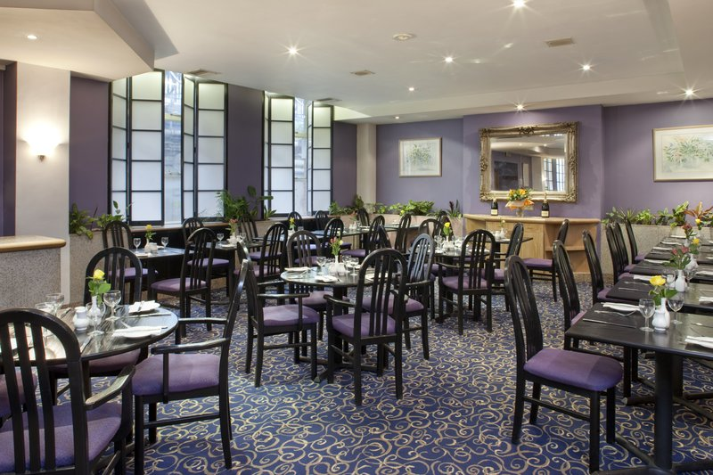 Holiday Inn London-Oxford Circus Gastronomie