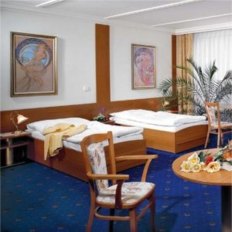 TOP HOTEL Praha & Congress Center - Room