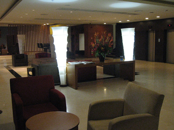 Golden Tulip Belas Artes Lobby