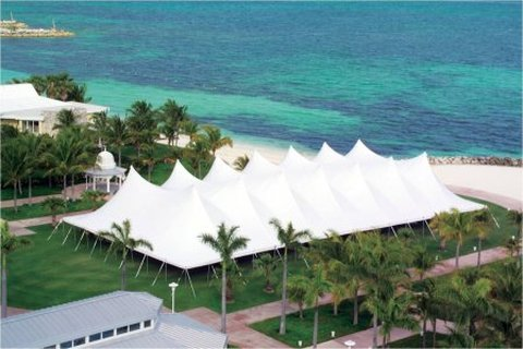 Reef Village Our Lucaya Beach & Golf Resort - Great Lawn Tent