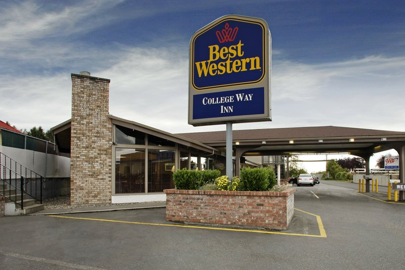BEST WESTERN COLLEGE WAY INN