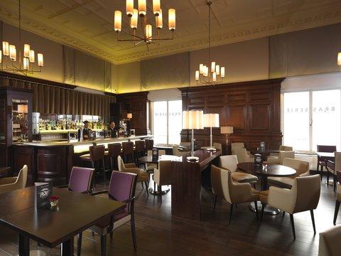 ذا غروفنور - Brasserie Bar