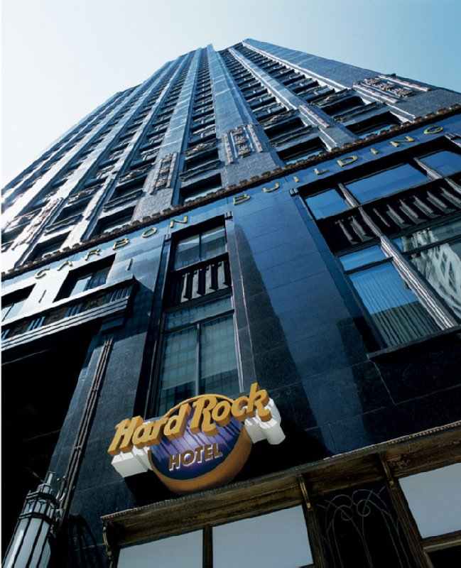 HARD ROCK HOTEL - Chicago, IL