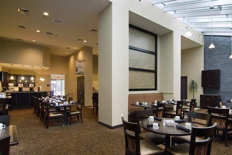 Hilton Garden Inn New York/Chelsea Gastronomi