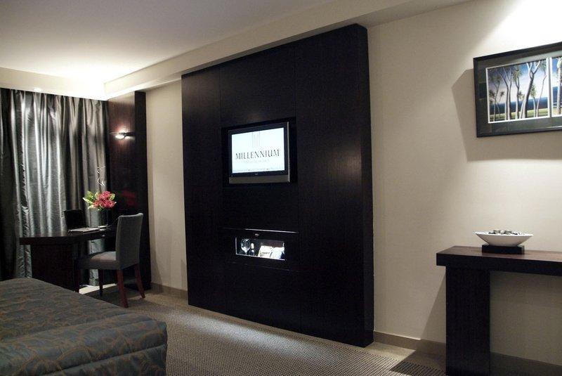 Copthorne Hotel Wellington Oriental Bay Вид в номере