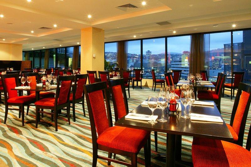Copthorne Hotel Wellington Oriental Bay Ресторанно-буфетное обслуживание