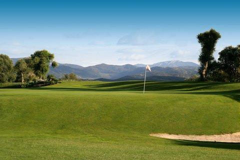 Fairplaygolf Hotel And Spa - Golfcourse