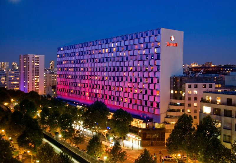 Paris Marriott Rive Gauche Hotel & Conference Center Außenansicht