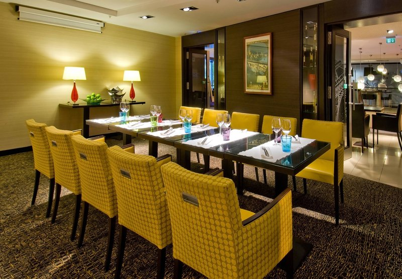 Paris Marriott Rive Gauche Hotel & Conference Center Gastronomie