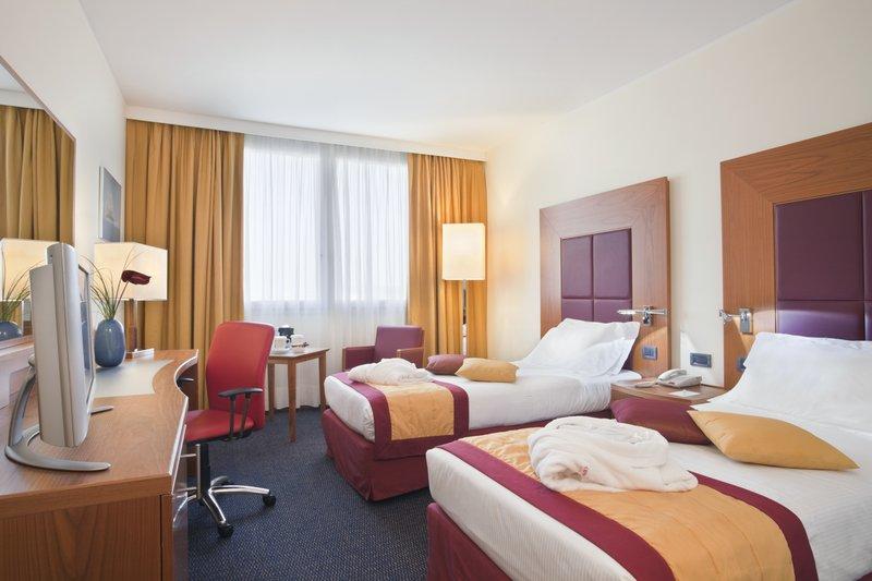 Crowne Plaza Hotel Venice East - Quarto d'Altino Vista della camera