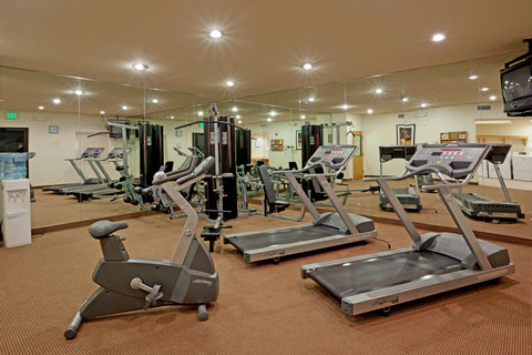 Staybridge Suites BROWNSVILLE - Fitness Center