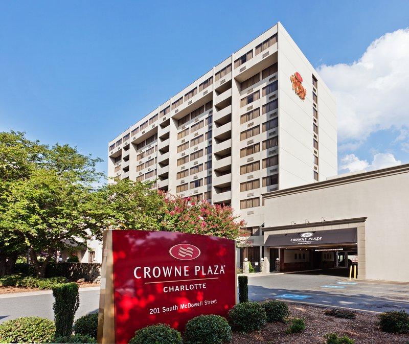 Crowne Plaza Charlotte Uptown - Charlotte, NC