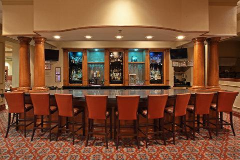 Crowne Plaza DALLAS-MARKET CENTER - Guest Lounge