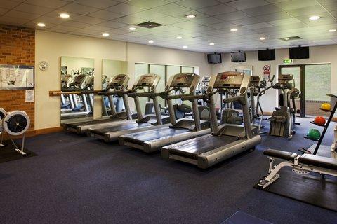 Holiday Inn GLOUCESTER - CHELTENHAM - Air conditioned gymnasium
