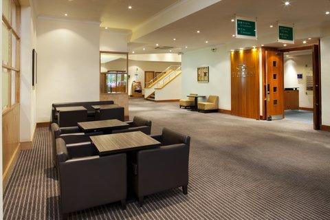 Holiday Inn GLOUCESTER - CHELTENHAM - Hotel Lobby
